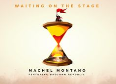 VIDEO: Waiting On The Stage ft. Badjohn Republic (Official Lyric Video) – Machel Montano | Soca 2016