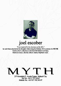 Joel Escober - Holiday 2012