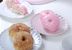 Passion 4 baking » Baked Doughnuts