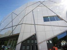 Sogn & Fjordane Art Museum by C.F. Møller Architects - News - Frameweb