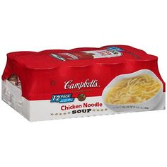 You'll love serving delicious, wholesome Campbell's Condensed Chicken Noodle Soup to your kids. With bite-sized chicken, slurpable noodles and a warm savory broth, kids can't get enough of Campbell's Chicken Noodle Soup. It's comfort food at its finest. Enchiladas, Nissin Cup Noodles, Golden Chicken, Fancy Kitchens, Chicken Noodle Soup, Meat Chickens, Chicken Flavors, Mushroom Soup, Chicken Seasoning