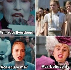 Hunger Games vs. Pitch Perfect