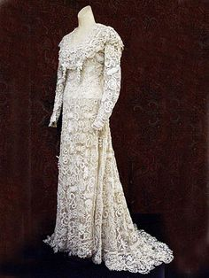 Irish lace, 1912
