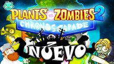 ✨NUEVO Plants vs Zombies 2 CHRONOS !!✨ Plants Vs Zombies, Zombie 2, Comic Books, Comics, Art, Succulents, Art Background, Kunst, Cartoons