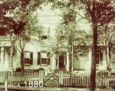 The Underground Railroad came through Jonesville, Michigan. One stop was at the home of Charles Monro (Pictured). It is now a fine Bed and Breakfast. The Fugitive Slave Act of 1850 made it very dangerous and costly to help slaves escape the southern slavery condition.