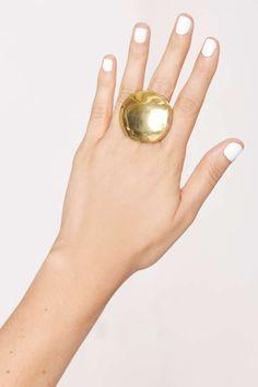 Lena Bernard Gold Dust Ring