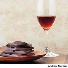 Pairing Wine and Chocolate: Most people take their wine and their chocolate separately. And for good reason: They can be a tough match. Here's our guide on how to make it work.