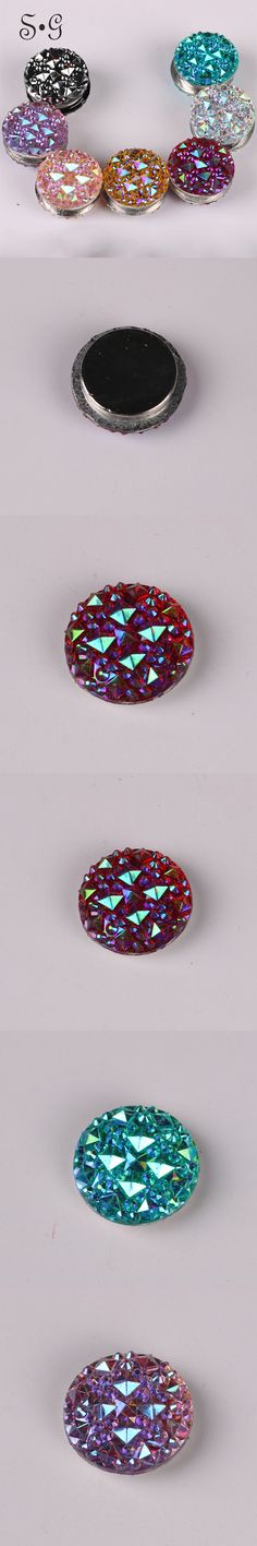 New Style Colorful Rhinestone Women Brooches Hijap For Women Muslim style Female Fashion Magnetic Brooch Jewelry Accessories