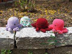 CrochetByKarin: A Bit Warm for Octopii
