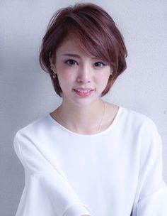 大人かわいいショート(NA-174) | ヘアカタログ・髪型・ヘアスタイル|AFLOAT(アフロート)表参道・銀座・名古屋の美容室・美容院