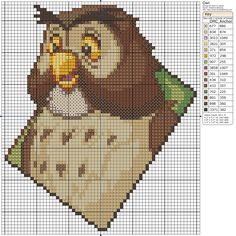 Winnie The Pooh – Owl
