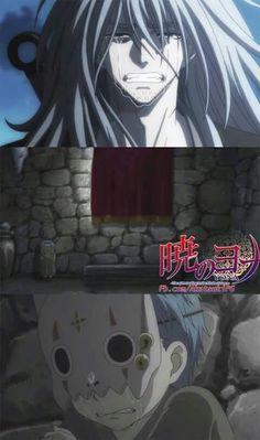 Akatsuki no yona - such a sad scene :( Aao sufferedso much!