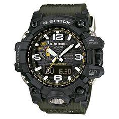 GWG-1000-1A3ER - G-SHOCK - Montres - Produits - CASIO