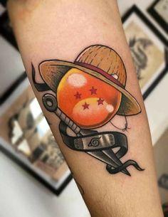 Cool Forearm Tattoos, Dope Tattoos, Anime Tattoos, Leg Tattoos, Body Art Tattoos, Sleeve Tattoos, Tattos, One Piece Tattoos, Pieces Tattoo