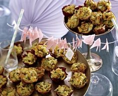 Savory Stuffing Bites Muffin Pans, Mini Muffin Pan, White Bread, Calorie Diet, Saturated Fat, Baking, Vegetables, Breakfast, Ethnic Recipes