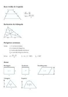 Geometria Plana III