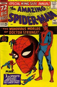 Marvel 1960s Annuals: Part Two, Spider-Man - Comic Book Daily