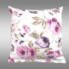 Povlak na polštář PROVENCE Daniela fialová Provence, Tapestry, Throw Pillows, Bed, Home Decor, Hanging Tapestry, Tapestries, Toss Pillows, Decoration Home