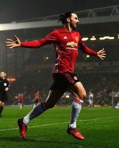 Zlatan Ibrahimovic l  MUFC