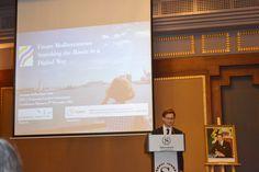 Economia Creativa Consultancy to present Creare Mediterraneus, online platform for boosting creative entrepreneurship in the Mediterranean region / International Platform on Integrating Arab e-Infrastructures in a Global Environment e-AGE 2015, Casablanca, Morocco