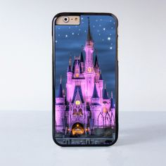 Castle Plastic Phone Case For iPhone 6 More Style For iPhone 6/5/5s/5c/4/4s