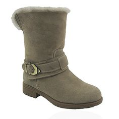 Comfy Moda Womens Winter Snow Boots Australia Genuine Shearling 611 10 Taupe * For more information, visit image link.(This is an Amazon affiliate link)