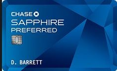 New Chase Sapphire Preferred 50000 point offer - best offer on this card I've seen - http://www.pointswithacrew.com/new-chase-sapphire-preferred-50000-point-offer-best-offer-on-this-card-ive-seen/?utm_medium=PWaC+Pinterest