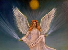Gloria, Angel of the Sun www.spiritueelbegeleider.blogspot.com