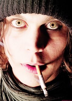 "vampirearmands: "" 01/50 Photos of Ville Valo """