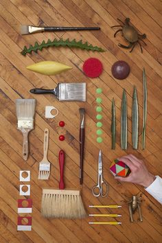 London—Things Organized Neatly has two events with Tate this...