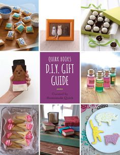 18 DIY gift ideas for the bookworm, foodie, significant other, geek, kid or animal lover in your life. FREE download.