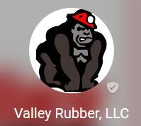 Don't forget to follow Valley Rubber on Google+ for continuous updates.