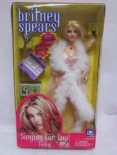 Britney Spears Barbie Doll   Britney Spears Doll!! Omg I had one! lol