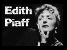 edith piaf - la vie en rose // The only song the truly brings out happy tears from me. :)