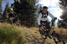 Moutainbikeeldorado Montafon   https://www.kristberg.at/sommer-montafon-mountainbiken.html