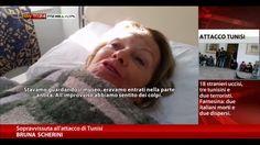 Tunisi, turista italiana ferita: ci hanno mitragliato