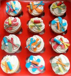 Cupcake Gallery - Cakes and Cupcakes in Chelmsford Essex - Weddings, Birthday Cakes and more