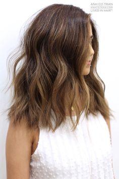 Length... Haircut in the future?