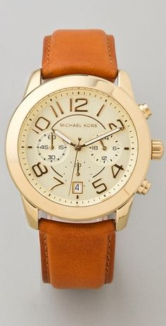 Michael Kors  |  Mercer Chronograph Watch