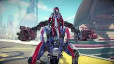 RIGS: Mechanized Combat League  Mechanised sports are the future
