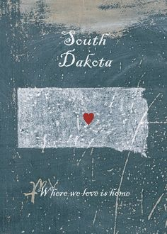 I have lived in South Dakota for all seventeen years of my life, in Avon and Springfield.