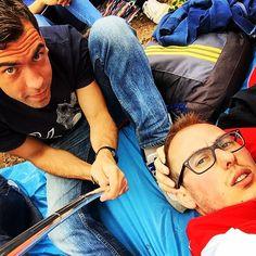 #PortHercule Il bacacazzi e l'ingegnere dormiente ! #Montecarlo #F1 #gpmonaco #Ferrari by sandrino18 from #Montecarlo #Monaco