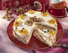 Unser beliebtes Rezept für Aprikosen-Sahne-Torte mit Amarettini und mehr als 55.000 weitere kostenlose Rezepte auf LECKER.de.
