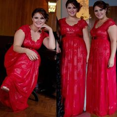 lace bridesmaid Dress,long bridesmaid Dress,red bridesmaid dress,plus size bridesmaid dress,https://www.lovegown.com/products/red-lace-bridesmaid-dress-long-bridesmaid-dress-pd123
