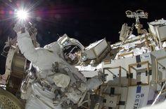 Walking in Space - Imgur