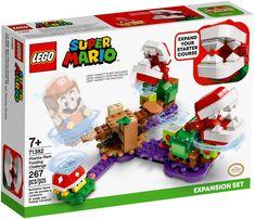 Lego Mario, Lego Super Mario, Van Lego, Shop Lego, Expansion, Free Lego, Lego Sets, Starter Set, Lego Pieces