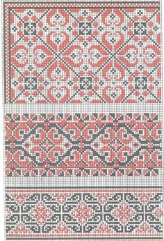 ukrainian folk embroidery, but perfect for Hmong clothes for Soph Palestinian Embroidery, Hungarian Embroidery, Folk Embroidery, Learn Embroidery, Cross Stitch Embroidery, Embroidery Patterns, Cross Stitch Borders, Cross Stitch Designs, Cross Stitching