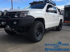 Looks like Beast . Federal tyres on Dynamic rims fitted on VW Amarok Vw Amarok, Beast, Monster Trucks, Cars, Vehicles, Federal, Autos, Rolling Stock, Automobile