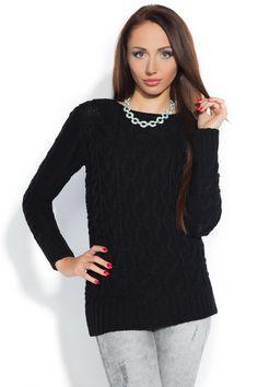 ciepła tunika na Feegle Tunic Tops, Pullover, Sweaters, Women, Fashion, Tunic, Moda, Fashion Styles, Sweater