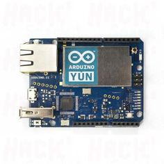 Arduino Yún (Arduino, Linux and WiFi in one board)